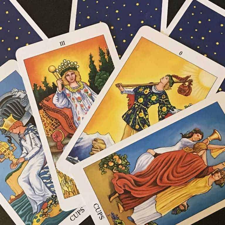 Rencontres qui divination Tarot terre