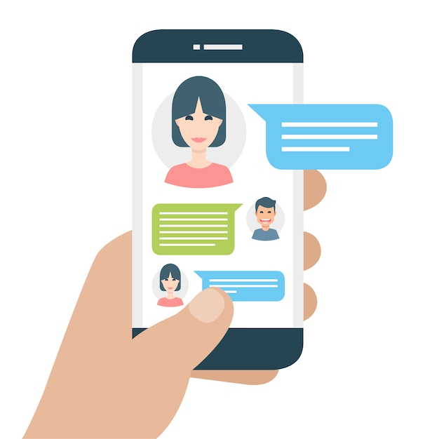 Application de téléphone reel