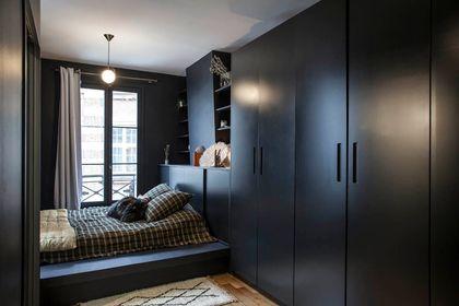 Chambre à coucher durable