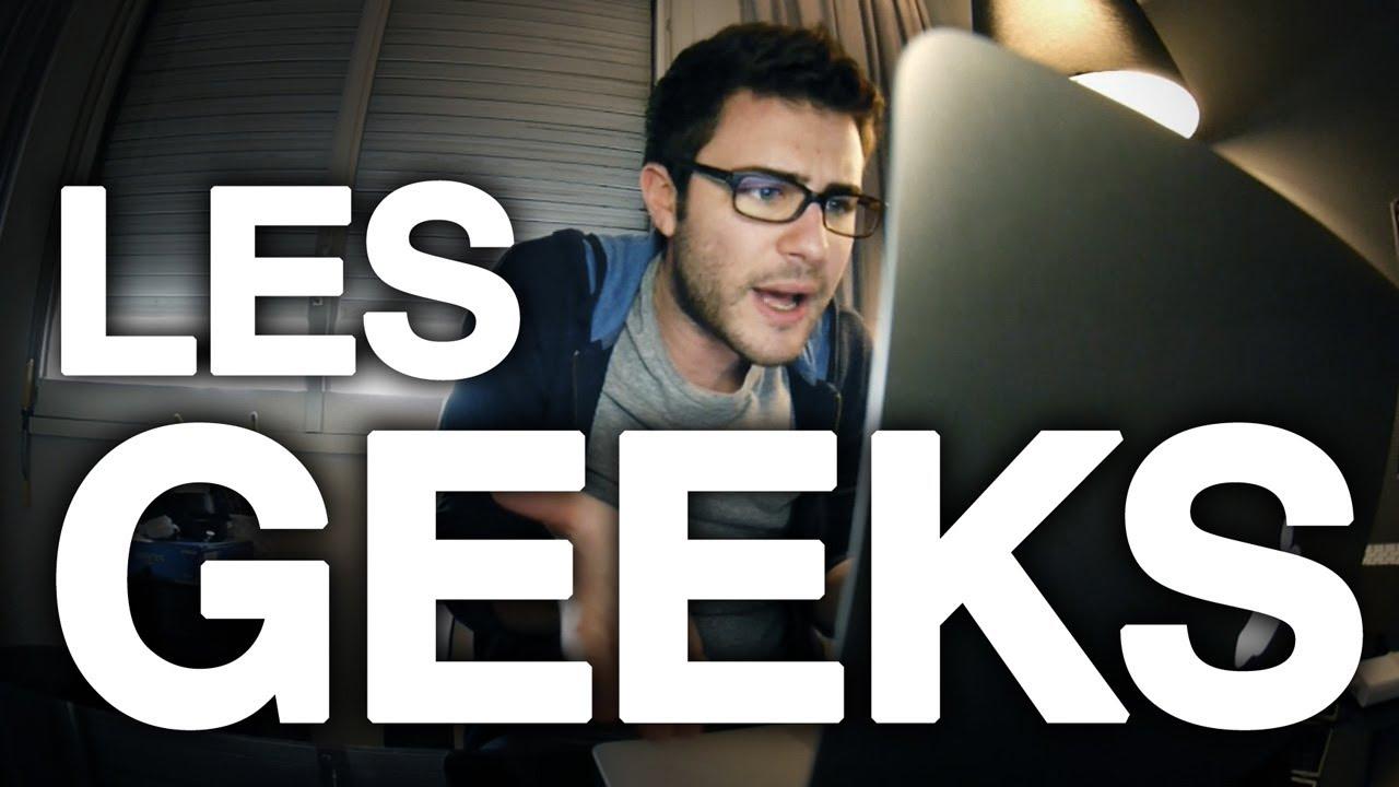 Rencontrez les geeks dent